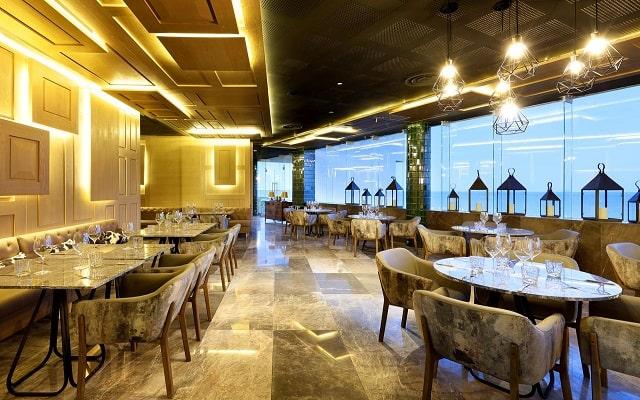 TRS Coral Hotel, buena propuesta gastronómica