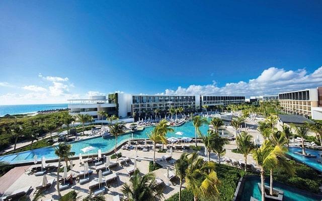 TRS Coral Hotel en Playa Mujeres