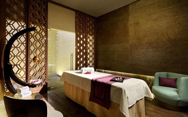 TRS Coral Hotel, permite que te consientan con un masaje