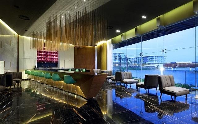 TRS Coral Hotel, buen servicio