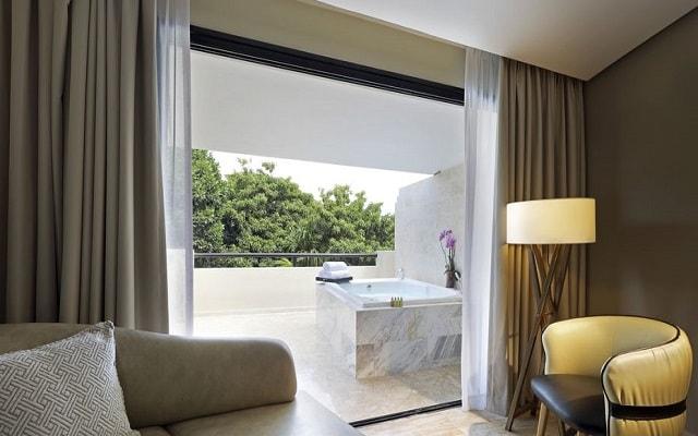 TRS Yucatan Hotel Sólo Adultos, amenidades de calidad