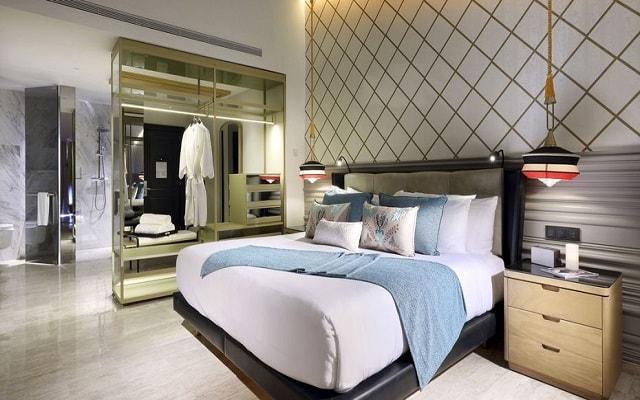 TRS Yucatan Hotel Sólo Adultos, habitaciones bien equipadas