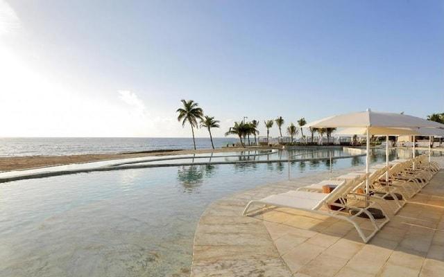TRS Yucatan Hotel Sólo Adultos, vistas hermosas del mar