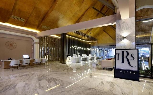 TRS Yucatan Hotel Sólo Adultos, atención personalizada desde el inicio de tu estancia