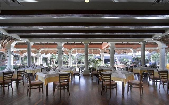 TRS Yucatan Hotel Sólo Adultos, gastronomía de calidad