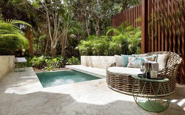 TRS Yucatan Hotel Sólo Adultos, espacios diseñados para tu descanso