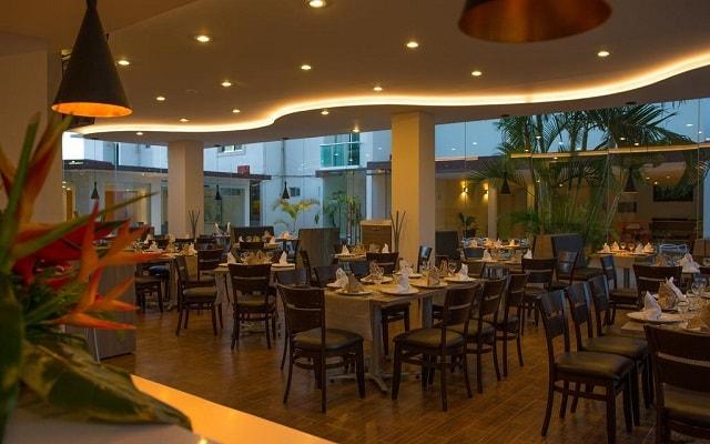 Tulija Express Excellent City Hotels, escenario ideal para tus alimentos