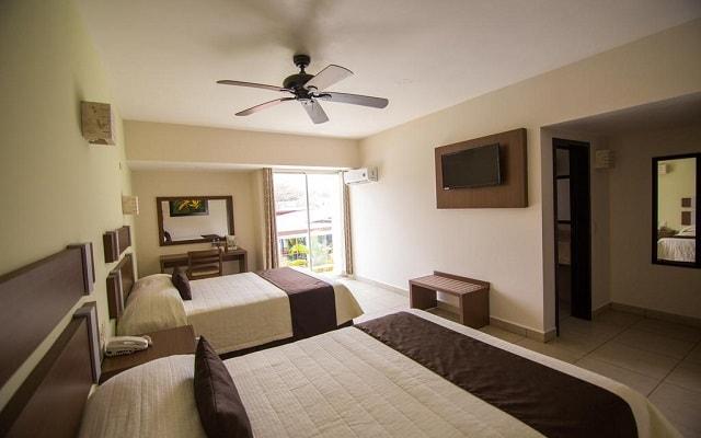 Tulija Express Excellent City Hotels, amplias y acogedoras habitaciones