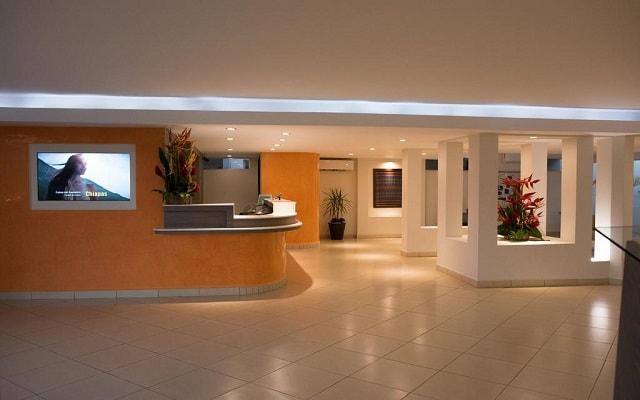 Tulija Express Excellent City Hotels, atención personalizada desde el inicio  de tu estancia