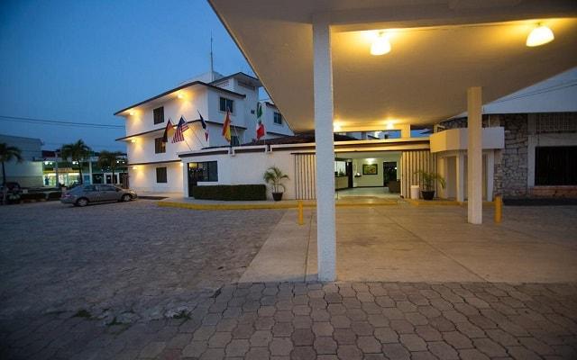 Tulija Express Excellent City Hotels, buena ubicación