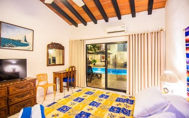 Vallarta Sun Hotel, confort en cada sitio