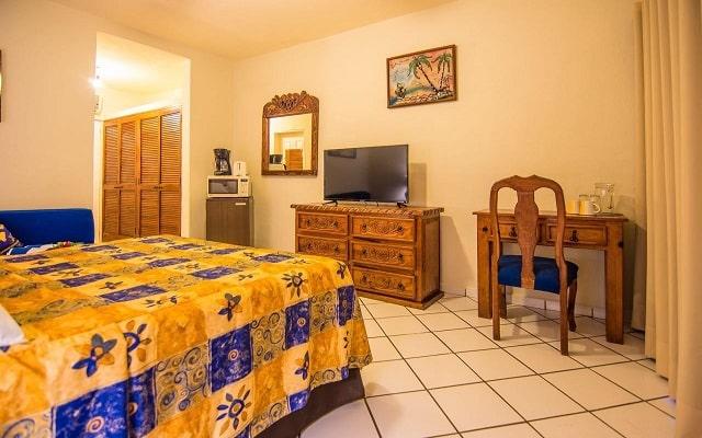 Vallarta Sun Hotel, habitaciones bien equipadas