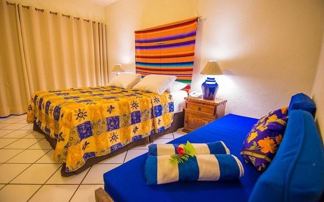 Vallarta Sun Hotel, espacios diseñados para tu descanso