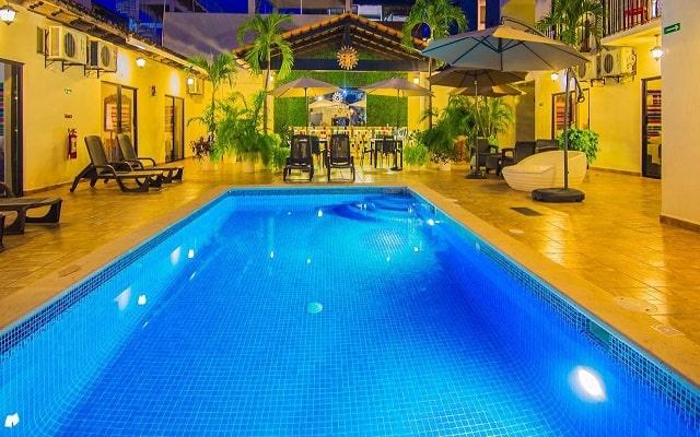 Vallarta Sun Hotel, noches inolvidables