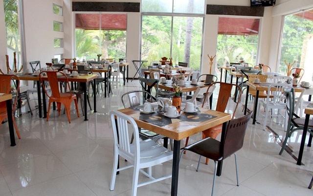 VF Villa Florencia Hotel, escenario ideal para tus alimentos