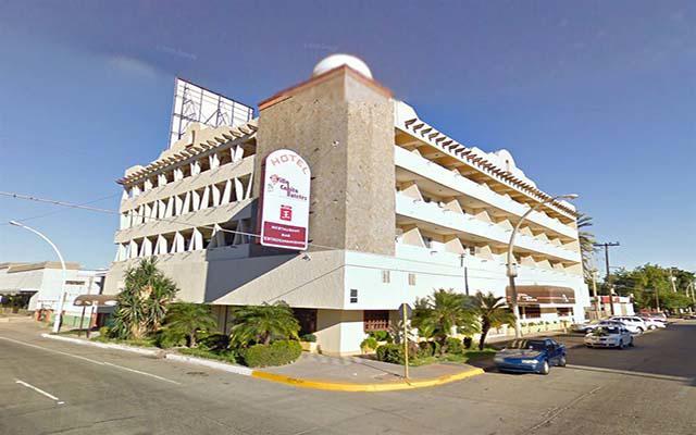 Hotel Villa Cahita en Los Mochis