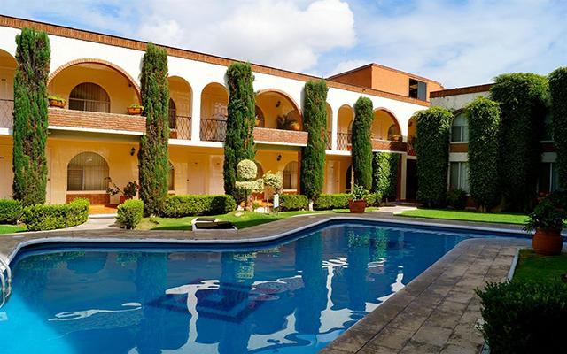 Hotel Villa del Sol Morelia en Morelia Ciudad