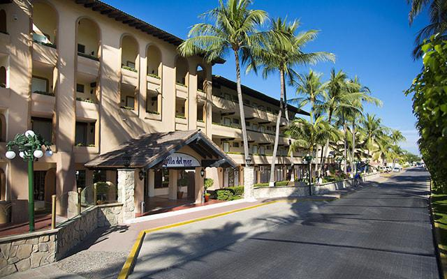 Villa del Mar Beach Resort & Spa en Zona Hotelera