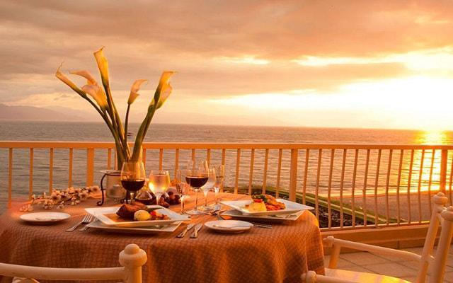 Villa del Palmar Beach Resort and Spa, cena romántica junto a esa persona especial