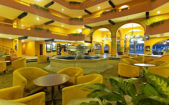 Villa del Palmar Beach Resort and Spa, lobby