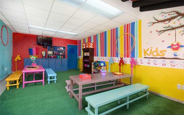 Villa del Palmar Beach Resort and Spa, club de niños