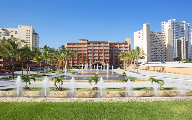 Villa del Palmar Beach Resort and Spa en Zona Hotelera