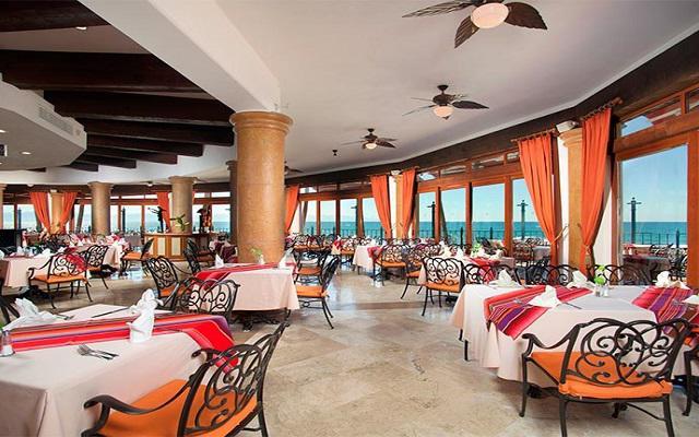 Villa del Palmar Flamingos Beach Resort and Spa, Restaurante El Patrón