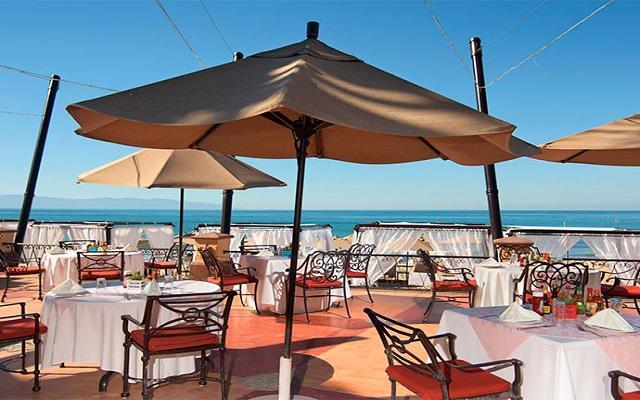 Villa del Palmar Flamingos Beach Resort and Spa, Restaurante La Cevichería