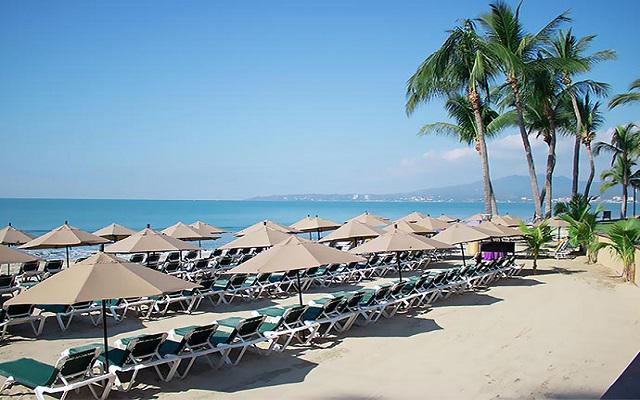Villa del Palmar Flamingos Beach Resort and Spa, amenidades en la playa