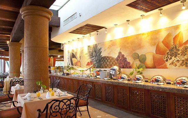 Villa del Palmar Flamingos Beach Resort and Spa, prueba su rica gastronomía