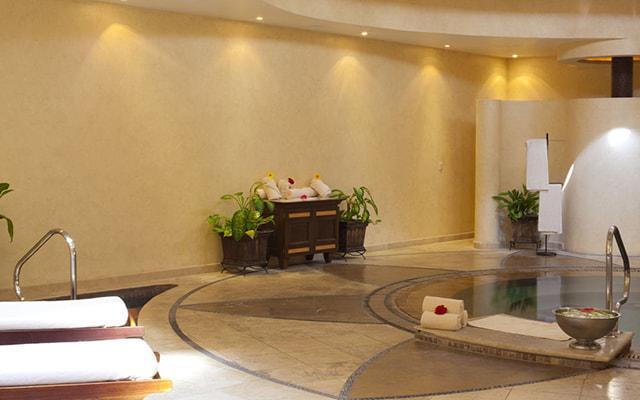 Villa del Palmar Flamingos Beach Resort and Spa, cuenta con servicio de spa exclusivo