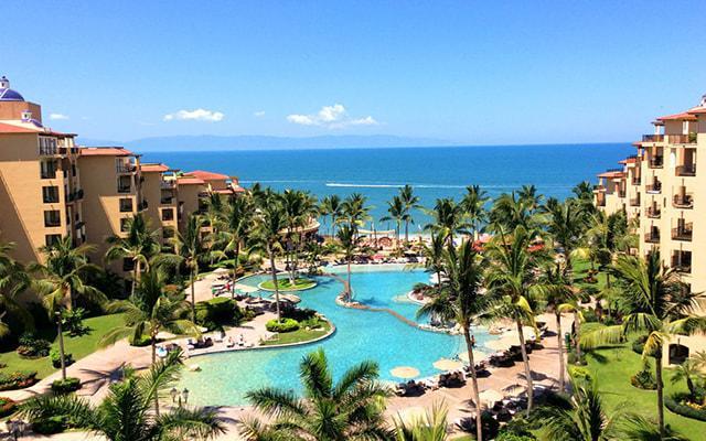 Villa del Palmar Flamingos Beach Resort and Spa, buena ubicación