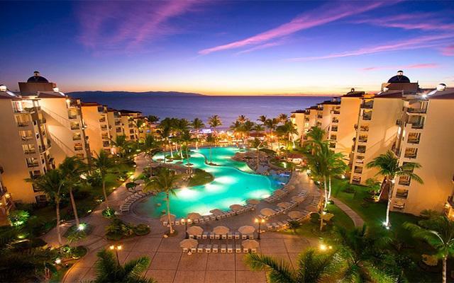 Villa del Palmar Flamingos Beach Resort and Spa, vistas fascinantes