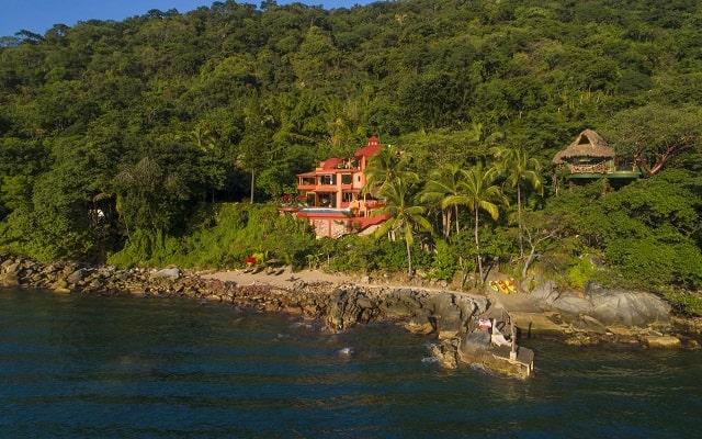 Villa Lala Hotel Boutique en Boca de Tomatlán