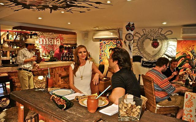 Villa Mercedes Petit Hotel Sólo Adultos, Bar Púlpito
