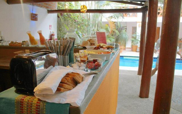 Villa Mercedes Petit Hotel Sólo Adultos, disfruta un rico desayuno al comenzar tu día