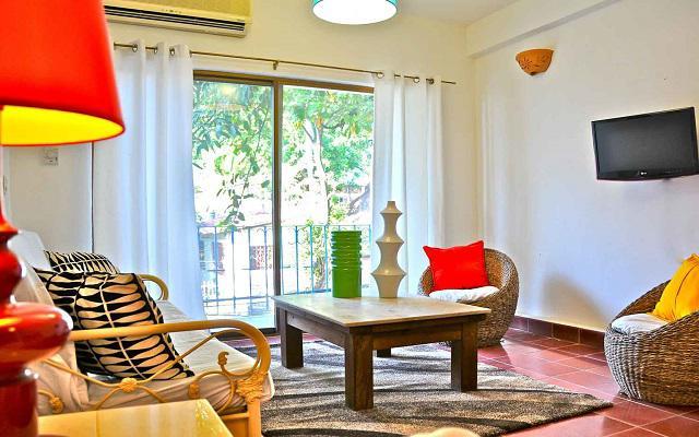 Villa Mercedes Petit Hotel Sólo Adultos, habitaciones bien equipadas