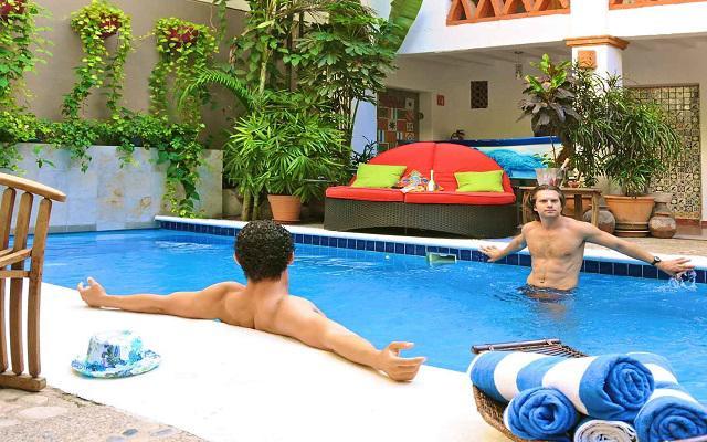 Villa Mercedes Petit Hotel Sólo Adultos, hotel gay friendly