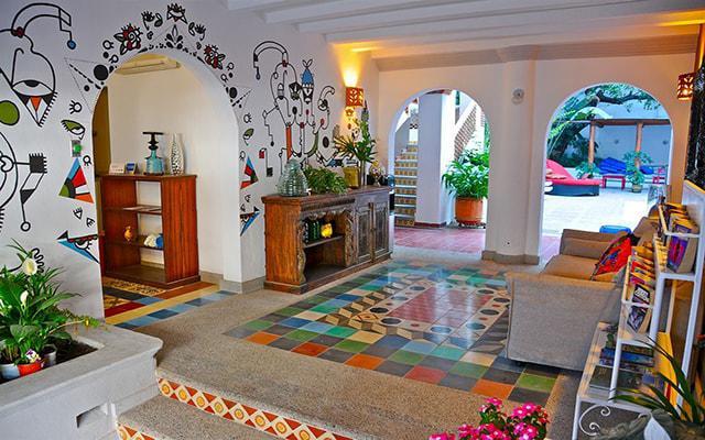 Villa Mercedes Petit Hotel Sólo Adultos, atención personalizada desde el inicio de su estancia