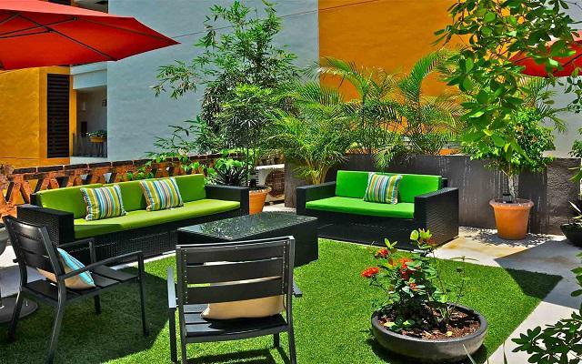Villa Mercedes Petit Hotel Sólo Adultos, solarium