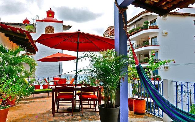 Villa Mercedes Petit Hotel Sólo Adultos, hermosas vistas