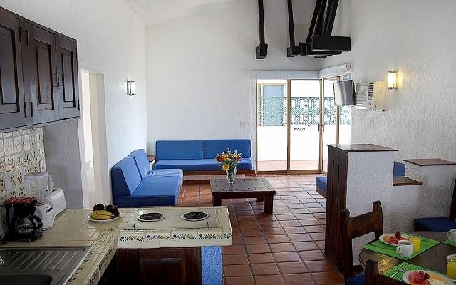 Villa Varadero, habitaciones bien equipadas