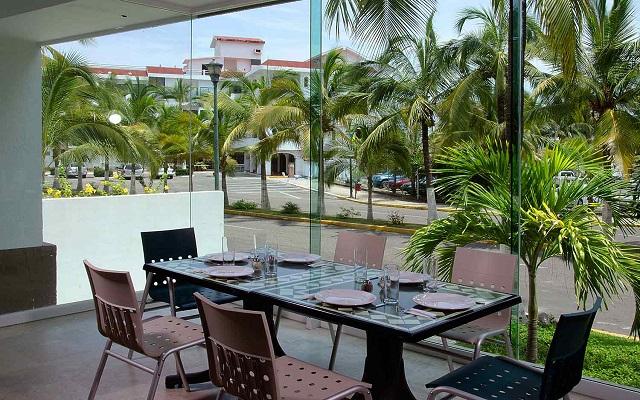 Villa Varadero, Restaurante Mesa del Capitán