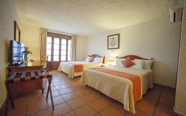 Villablanca Huatulco, habitaciones cómodas y acogedoras