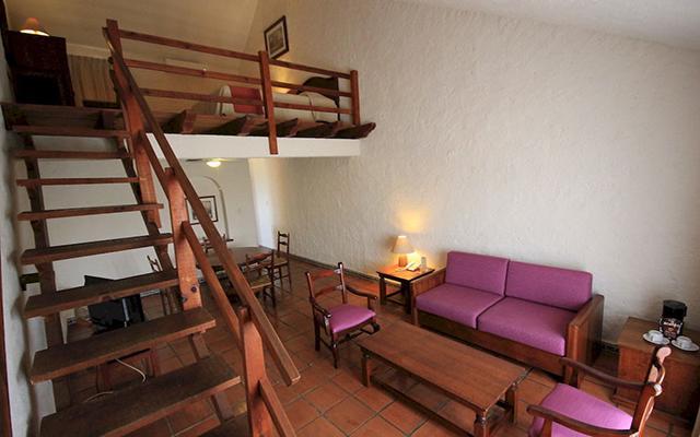 Villablanca Huatulco, habitaciones bien equipadas