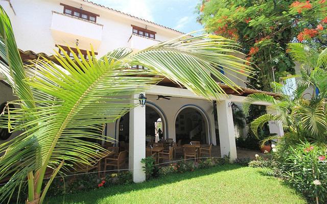 Villablanca Huatulco, rodeado de lindos jardines