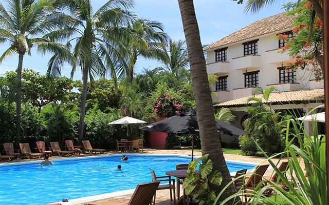 Villablanca Huatulco, disfruta de su alberca al aire libre