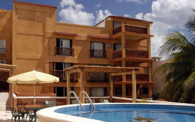 Vista del Mar Hotel en Cozumel Centro