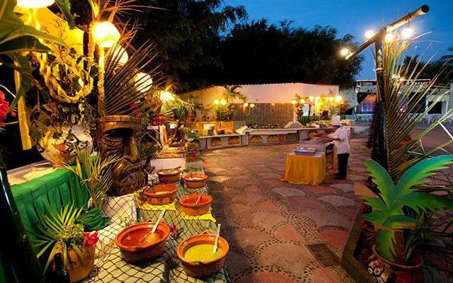 Hotel Vista Playa de Oro, escenario perfecto para disfrutar de los alimentos