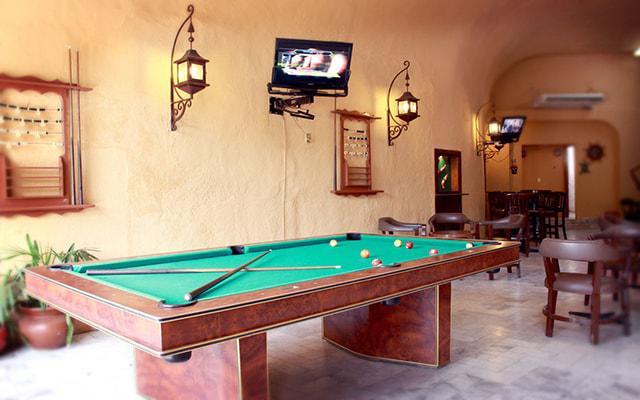 Hotel Vista Playa de Oro, disfruta un partido de billar